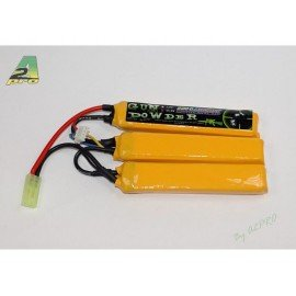GUNPOWDER 11.1V LIPO 2200MAH