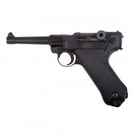 "WE Luger P08 4"""