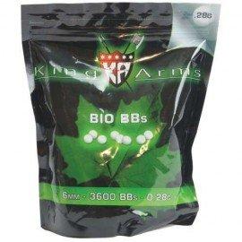 KA - Billes 0.28gr Bio 3600bb