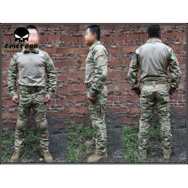 Emerson Combat Suit Multicam S