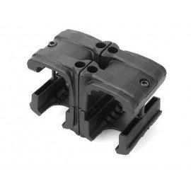 Coupleur MP7 Noir