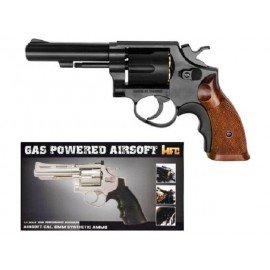 HFC Revolver Python Gaz BK/Woo