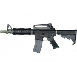 WE M4 CQB GBBR Open Bolt
