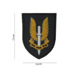 Patch PVC Who Dares Wins