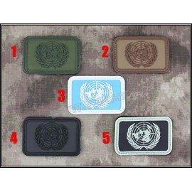Patch PVC United Nation OD