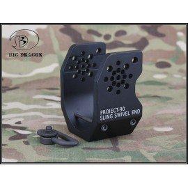 Black Strap attaches P90 V1