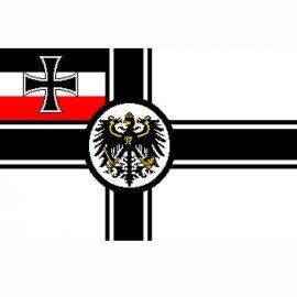 Drapeau Allemagne 1914