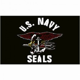 Drapeau US Navy Seals