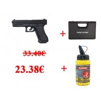Pack STTI/ASG G17 Spring