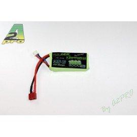 Black Lithium 7.4V 1000mAh 35C
