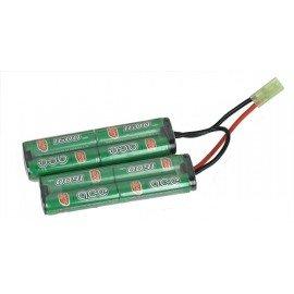 ICS Batterie PEQ CQB 9.6V