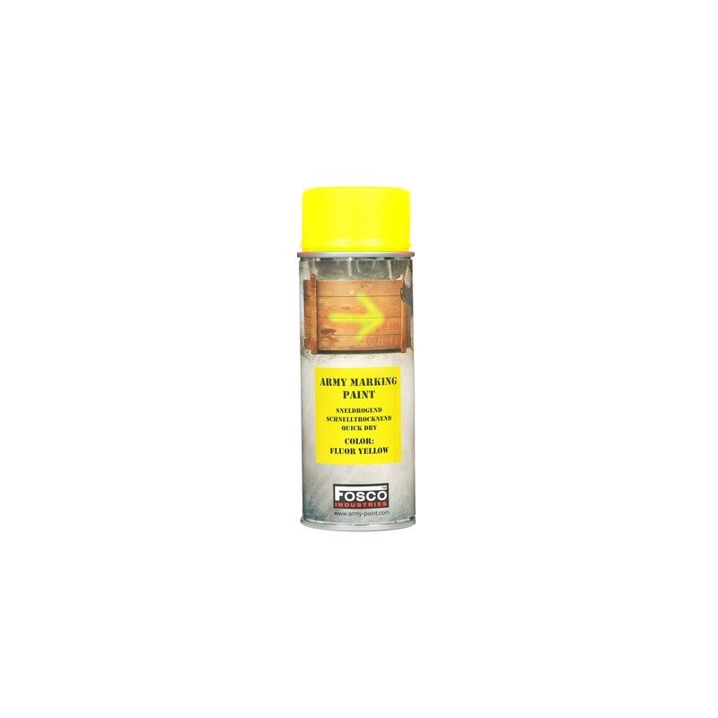 Fosco peinture jaune fluo for Peinture jaune fluo