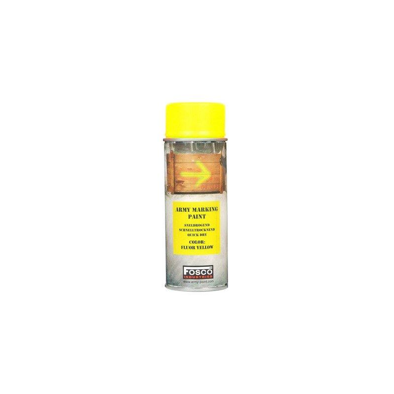 fosco peinture jaune fluo
