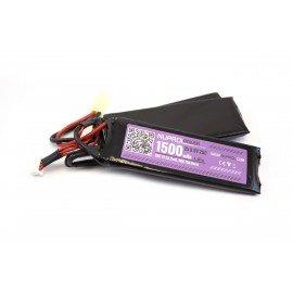 WE Batterie LiFe 9.9V Triple 1500mah