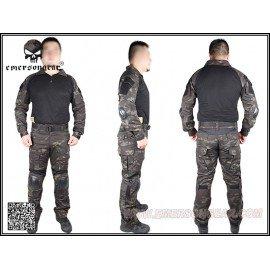 Emerson Combat Set G2 Black Multicam S