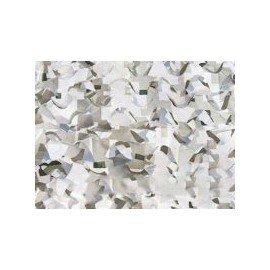 Camo Système Filet Camouflage Blanc au mètre