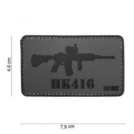 Patch 3D PVC HK416