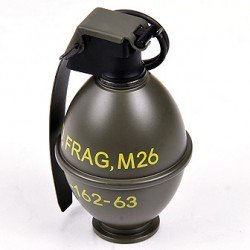 VFC Grenade M26 Réserve de Gaz