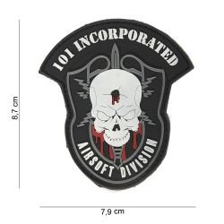 Patch 3D PVC 101 Incorporated