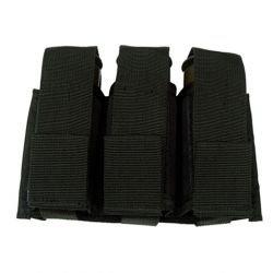 King Arms Triple Poche Grenade 40mm Noir