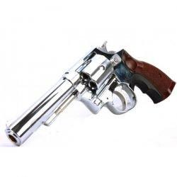 HFC Revolver Python Gaz Argent