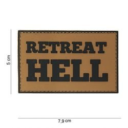 Patch PVC Retreat Hell