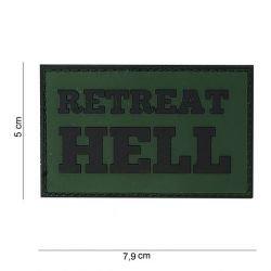 Patch PVC Retreat Hell