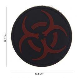 Patch 3D PVC Resident Evil Noir
