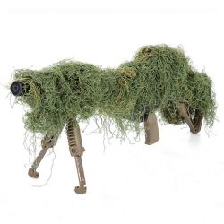 "Ghillie pour Fusil ""Leaf Green"""