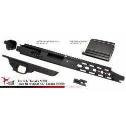 AAC Kit de Conversion AAC21 TAN pour M700 KJW / Tanaka