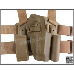 Emerson Holster Cuisse CQC M9 Desert