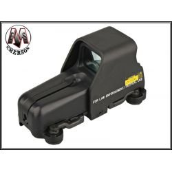 G&P - UFC 553 Red & Green Dot Holographique type Eotech