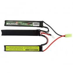 Swiss Arms Batterie LiFe 9,9v Triple 1200mah