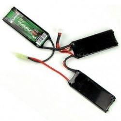 Swiss Arms Batterie LiFe 9,9v Triple 1450mah