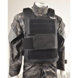 Swiss Arms Gilet Tacticle Pare Balle Noir
