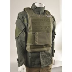 Swiss Arms Gilet Tacticle Pare Balle OD