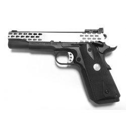 Army Armament M1911A1 Keymod Noir & Argent