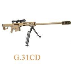 Galaxy G31C Sniper M82 Désert + Kit Co2 Offert