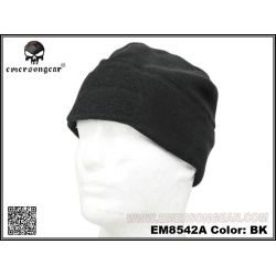 Emerson Bonnet Polaire Noir w/ Velcro
