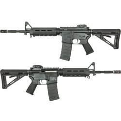 King Arms Colt M4 M&P15 MOE Magpul