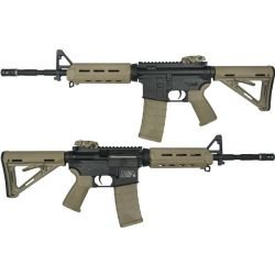King Arms Smit & Wesson M&P15 MOE Magpul Désert