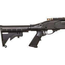 Golden Eagle Fusil à pompe M870 Medium Tactique De couleur Noir