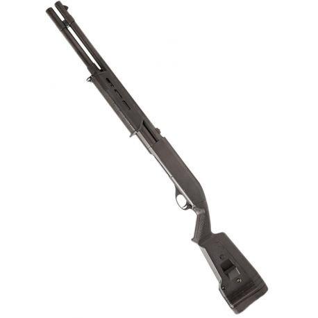 Cyma Fusil à pompe M870 Long MOE Custom Full Métal Couleur Noir CM355LM
