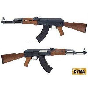 Accueil > Répliques AEG airsoft > AK Series > CYMA AK47 CM028