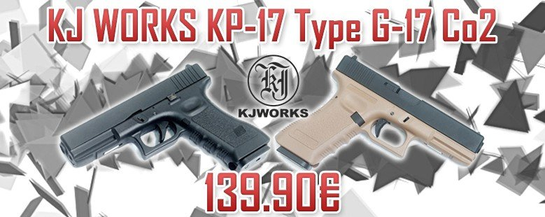 KJ Works KP17 Co2